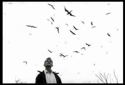 Graciela Iturbide, 'El señor de los pájaros, Nayarit ', 1984