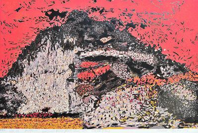 HE KUN, 'Distance Mountain', 2013