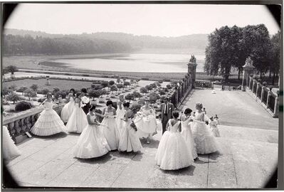 Loomis Dean, 'The First American Versailles Debutante Ball', 1958