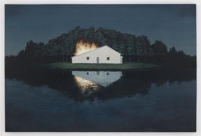 Motohide Takami, 'FIRE.P', 2013