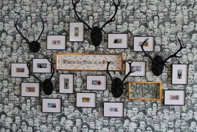 Carlos Aires, 'Gabinete de Curiosidades', 2015