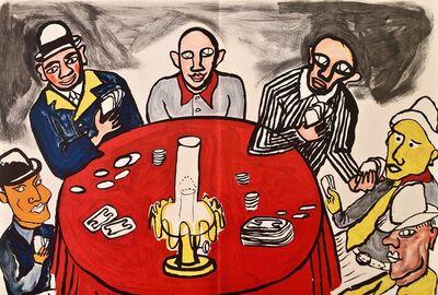 Alexander Calder, 'Lithographe', 1975