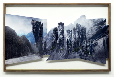 Persijn & Margit Broersen & Lukács, 'Grey Mountains', 2016