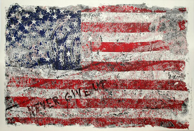 Mr. Brainwash, 'Freedom ', 2017