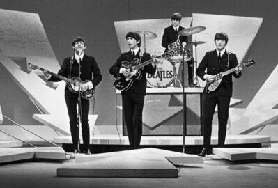 Harry Benson, 'Beatles on The Ed Sullivan Show', 1964