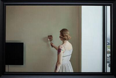 Shaun Downey, 'In Her Mirror II', 2018