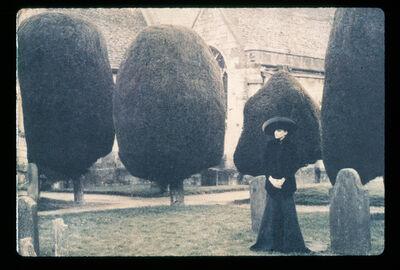 Deborah Turbeville, 'Selina Blow, Painswick Cemetery, England', 1992