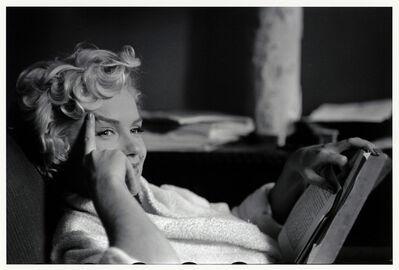 Elliott Erwitt, 'US actress Marilyn MONROE. New York, USA.', 1956
