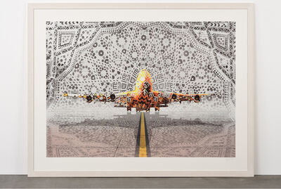 Abdulnasser Gharem, 'In Transit (with Diamond Dust)', 2013