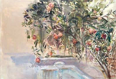 Gloria Muñoz, 'Jardín de Ofelia, Granado', 2018