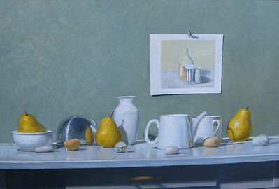 Eric Forstmann, 'Still Life with Georgio', 2002