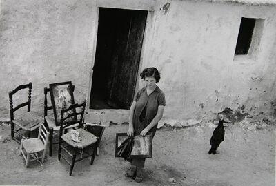 Inge Morath, 'Puerto Lumbreras', 1955