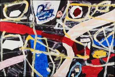 Jean Dubuffet, 'Données H12 26 avril 1984', 1984