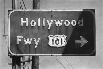 Eric Nash, 'Hollywood FWY 101', 2020