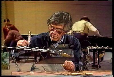 Nam June Paik, 'Good Morning Mr. Orwell – New York Live version, Still cut', 1984