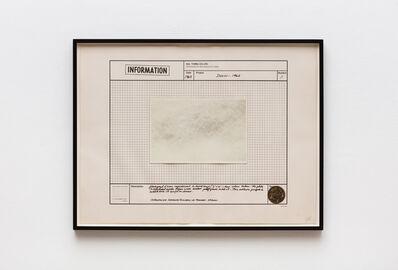 Iain Baxter&, 'Snow - 1968', 1970
