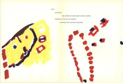 Pierre Tal-Coat, 'Peinture', 1960
