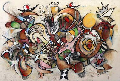 Bruce Rubenstein, 'The King of the Wonderland Pandemic', 2020