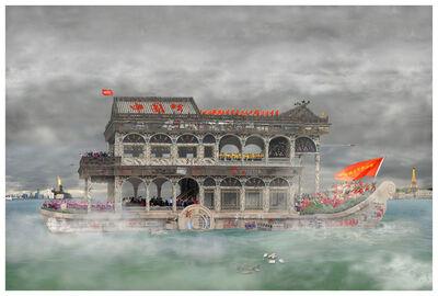 YAO LU 姚璐, 'Seaside No.2 海国图志 No.2', 2014