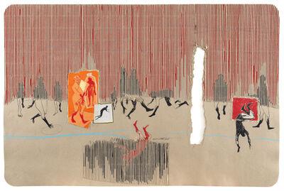 Nu Barreto, 'Impreciso', 2020