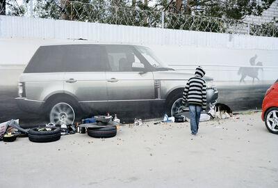 Sasha Rudensky, 'Range Rover', 2011