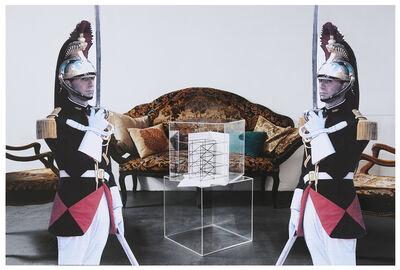 """Giulio Paolini, 'Studio per """"Sala d'attesa""""', 2011-2012"""