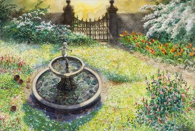 Suddhasattwa Basu, 'The Cupid Fountain', 2013