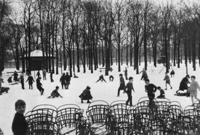 Edouard Boubat, 'Jardin du Luxembourg, Paris', 1955