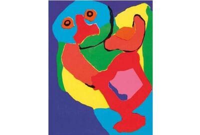 Karel Appel, 'Dancing Man', ca. 1970