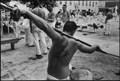 Danny Lyon, 'The Yard', 1968/2011