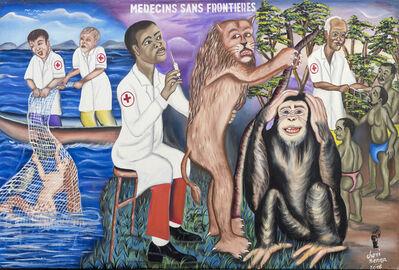 Cheri Benga, 'Médecins sans frontières ', 2016
