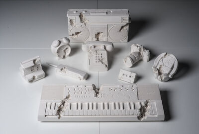 Daniel Arsham, 'Future Relic Complete Excavation Set', 2013-18