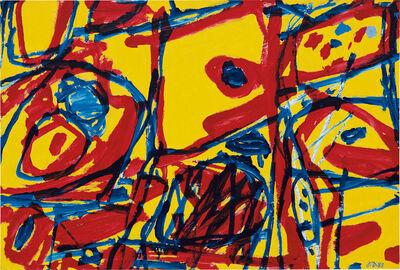 Jean Dubuffet, 'Mire G 32 (Kowloon)', 1983