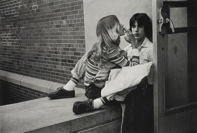 Joseph Szabo, 'Anthony and Terry, Lunch Break', 1977