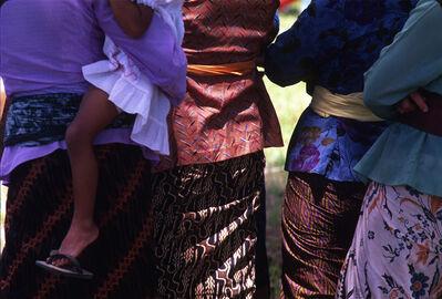 Eduardo Rubio, 'Indonesia Bali Sarongs'