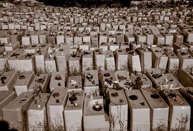 Gary Beeber, 'Toilet metropolis', 2019