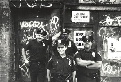 Jamel Shabazz, 'We Love Our Youth', 1998