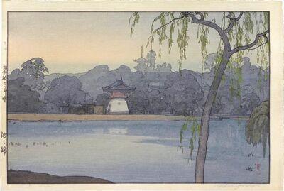 Yoshida Hiroshi, 'Ikenohata', 1937
