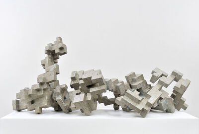 Cheyney Thompson, 'Broken Volume (10L)', 2013