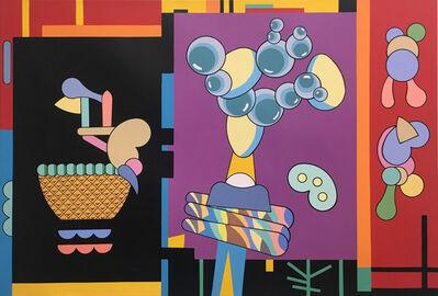 Trevor Winkfield, 'The Painter in Her Studio', 2014
