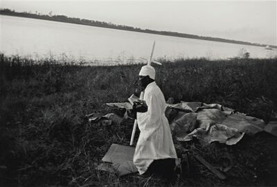 Robert Frank, 'Mississippi River, Near Baton Rouge Louisiana', 1955