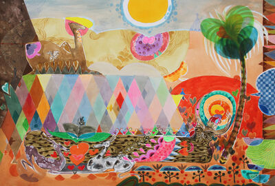 Hussein Salim, 'Phoenix People 11', 2019