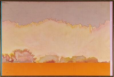 Ronnie Landfield, 'Pale Companion', 1978