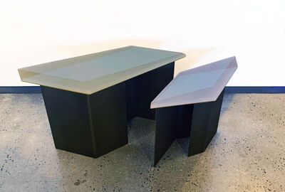 Karlyn Sutherland, 'MIRAGE TABLES', 2017