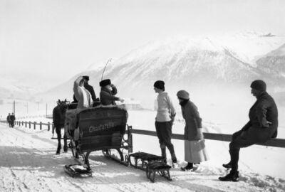Jacques Henri Lartigue, 'St Moritz, 1913', 1913