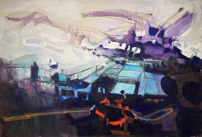 John Hultberg, 'On Deck', 1993