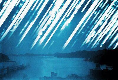 Ken Kitano, 'Gathering Light, Tsukumi City, Oita from winter solstice in 2015 to summer solstice in 2016', 2016