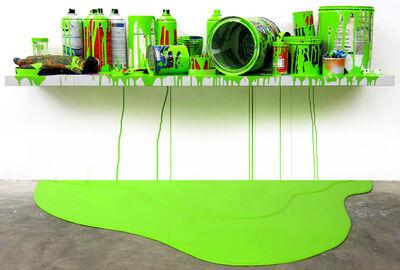 Jorge Magyaroff, 'Escenario Verde (2)', 2014