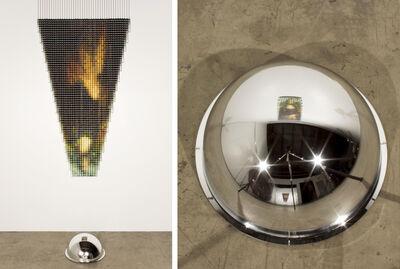 Devorah Sperber, 'After The Mona Lisa 6 (Anamorphic Mona) ', 2007