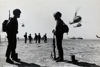 Don McCullin, 'My First Day in Vietnam, Mekong Delta, Vietnam', 1964